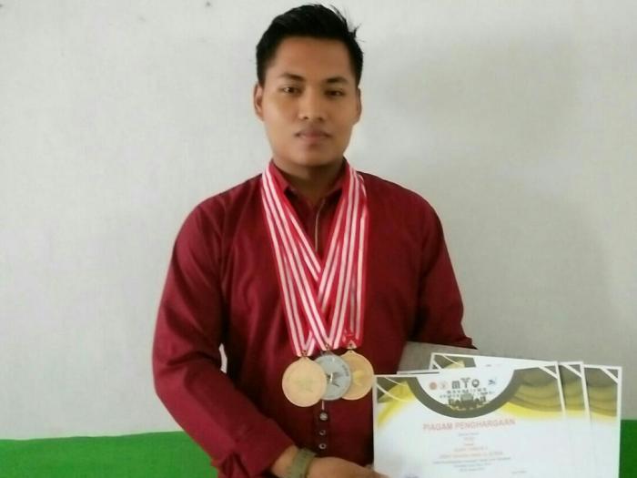 Alumni MAN 1 Kerinci Kembali Ukir Prestasi Tingkat Nasional.